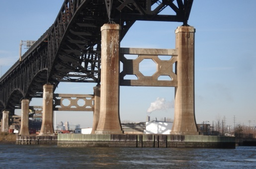 Pulaski Skyway Substructure investigation & service-life extension
