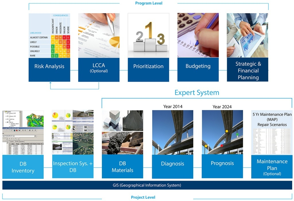 Infrastructure Asset Management System Process
