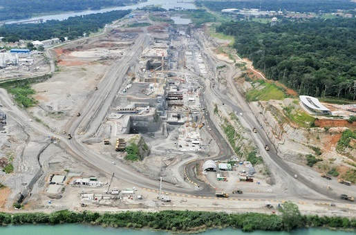 Panama Canal Durability Design Engineering