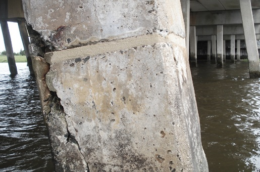 Garden State Bridge inspection, condition assessment, & repair/rehabilitation