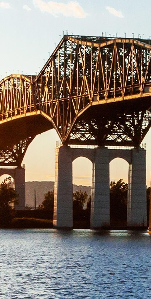Champlain Bridge Condition Assessment