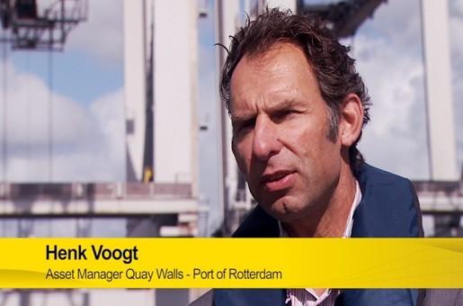 Henk Voogt, Port of Rotterdam - Asset Manager