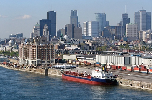 Port of Montreal condition assessment and intervention planning