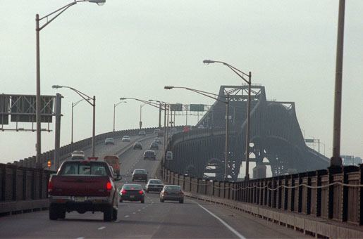 Pulaski Skyway Evaluation of Bridge Deck premature failures