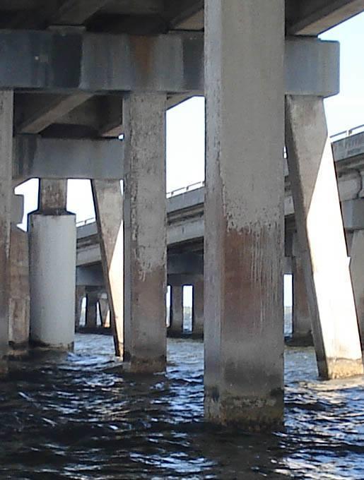 NASA Indian River Bridge Kennedy Space Center