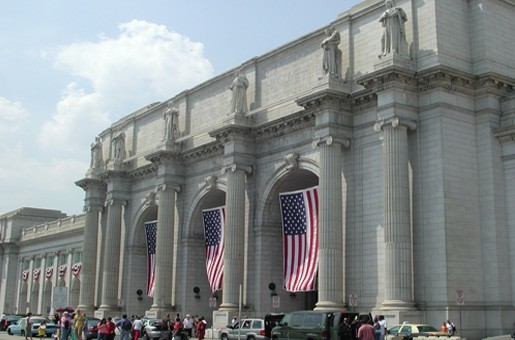 Union Station parking condition assessment and repair