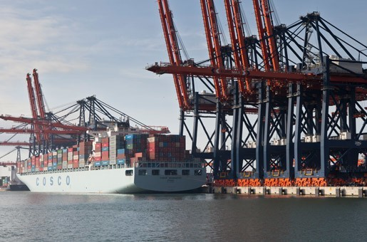 Port of Rotterdam, inspection, Condition Assessment & Service-Life Evaluation